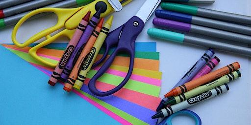 YouSchool -Art Fun! Pre-K -2nd *30min class*