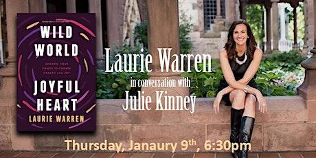 Laurie Warren tickets