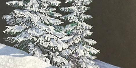Prismacolor Winter Night Scene Workshop
