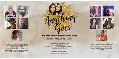 The Anything Goes Show Presents Only The Beginning  tickets