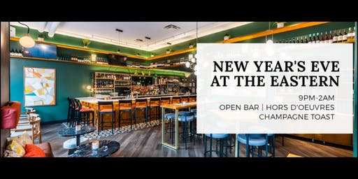New Year's Eve at The Eastern