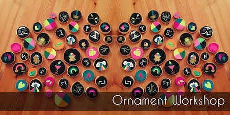 Wooden Ornament Paint Night tickets