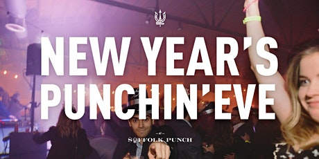 New Year's Punchin' Eve tickets