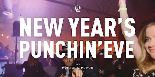 New Year's Punchin' Eve