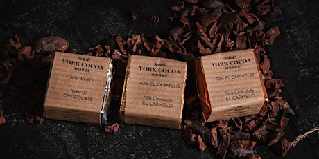 York Cocoa Works Chocolate Manufactory Guided Tour - September tickets