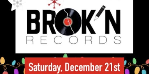 Brok'n Records Ugly Sweater Launch Party