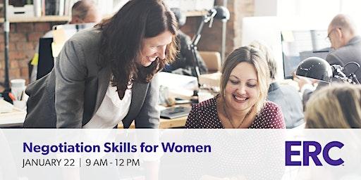Negotiation Skills for Women