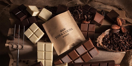 York Cocoa Works Chocolate Manufactory Guided Tour - October