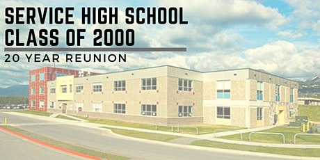 Service High School Class of 2000 20 Year Reunion! tickets