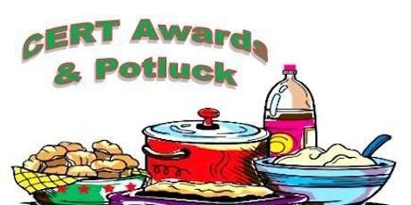 Central Bureau CERT Awards & Holiday Potluck tickets