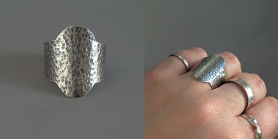 Discover Jewelry: Saddle Ring