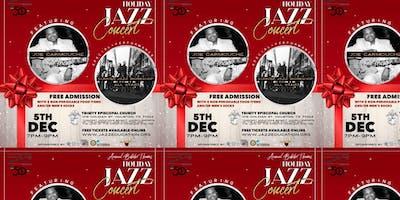 Bubbha Thomas Holiday Jazz Concert