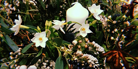 Christmas Table Centre Piece Workshop tickets