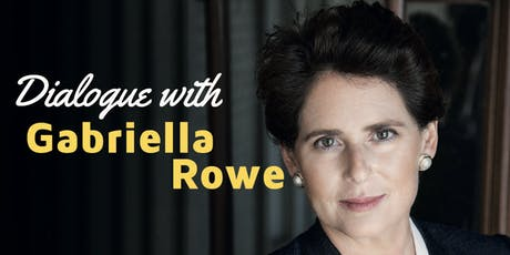 Dialogue with Gabriella Rowe on Diversity and Plurality in Innovation tickets