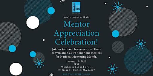 SLM's Mentor Appreciation Celebration