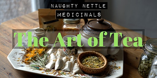 The Art of Making Tea / L'Art du The