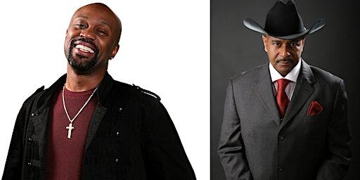 "Tony Woods & Friends with Special Guest Alonzo ""Hamburger"" Jones"