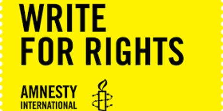 Write for Rights for Grassy Narrows tickets