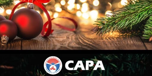 CAPA Holiday Party 2019
