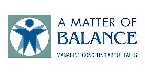 """""""A Matter of Balance"""" - Dormann Library, Bath"""