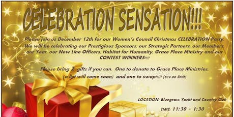 WCR - Christmas Celebration Party tickets