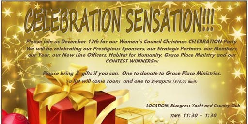 WCR - Christmas Celebration Party