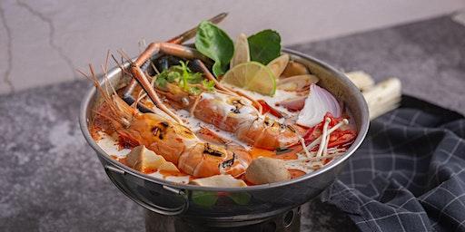 Thai Cooking: Hot Pot