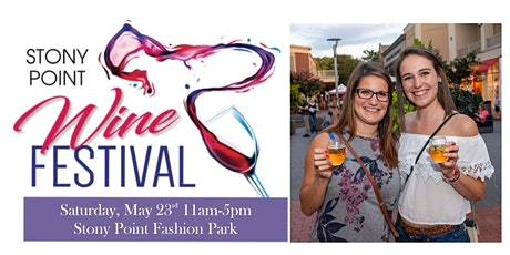 2nd Annual Stony Point Wine Festival tickets