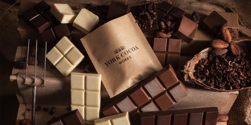 York Cocoa Works Chocolate Manufactory Guided Tour - December
