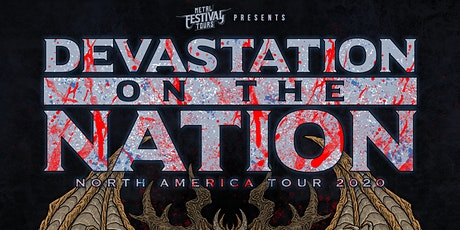 Devastation On The Nation Tour feat. Rotting Christ at El Corazon tickets