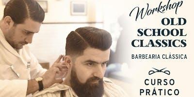 """FABIAN GARCIA en """"OLD SCHOOL CLASSICS""""- Barbería Clásica"""