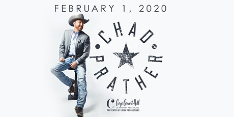 Chad Prather at Cargo Concert Hall tickets
