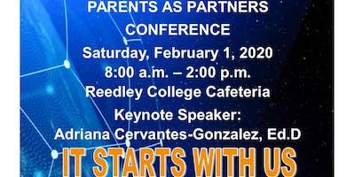 Parents as Partners Conference (Padres Como Companeros) 2020