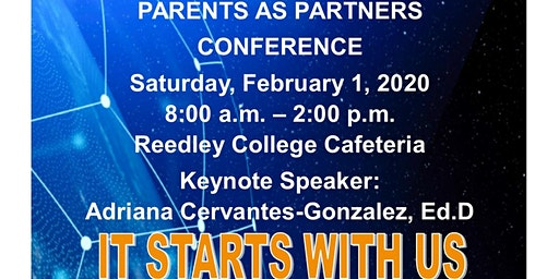 Parents as Partners Conference (Padres Como Companeros) 2020