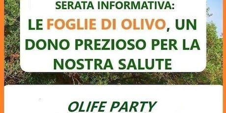 Olife party biglietti