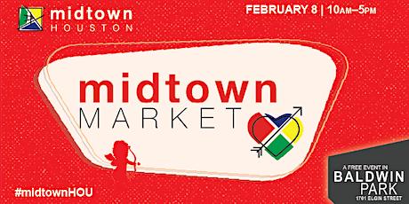 2020 Midtown Valentine's Day Market  tickets