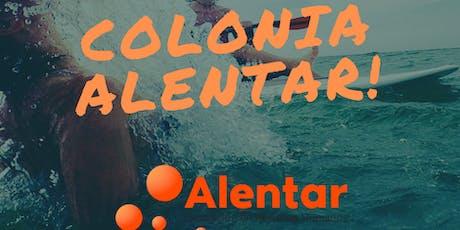 Colonia Alentar - Grupo 4 entradas