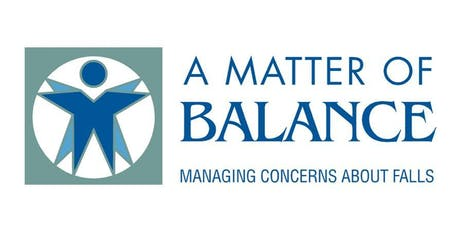 """A Matter of Balance"" - Hornell Senior Center tickets"