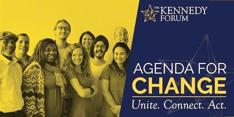 Kennedy Forum: Agenda for Change tickets