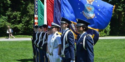 University of Washington- Joint ROTC Open House