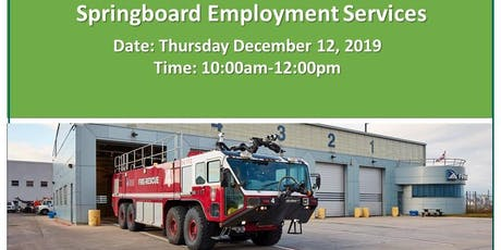 Toronto Fire Services Career Information Session tickets