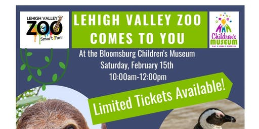 Lehigh Valley Zoo Comes to You