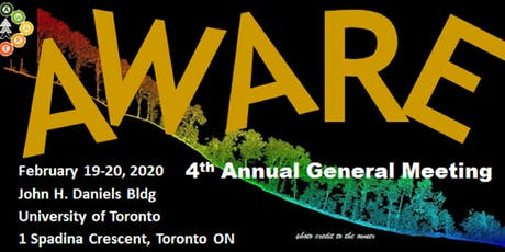 AWARE Annual General Meeting tickets