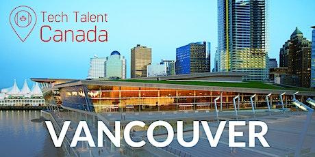 Tech Talent Vancouver Job Fair tickets