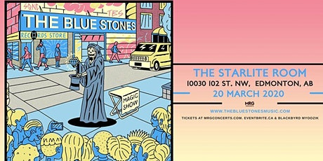 The Blue Stones HIDDEN GEMS TOUR tickets