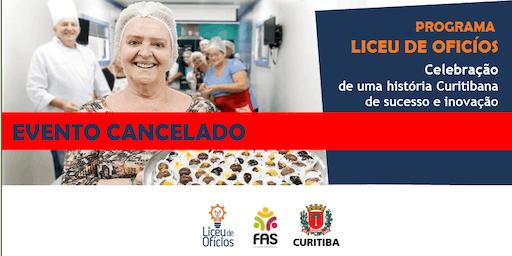 EVENTO CANCELADO: Programa Liceu de Ofícios - Celebração
