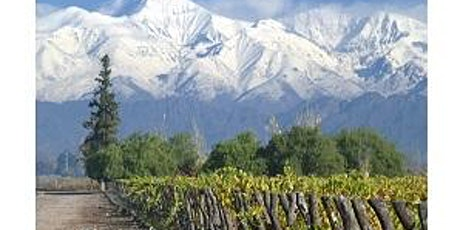 Chile v Argentina Wine Tasting in St Andrews tickets