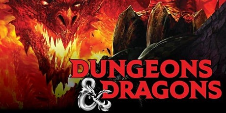 Weekly Dungeons & Dragons tickets