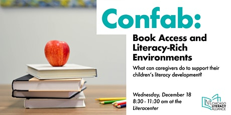 CLA Confab: Book Access and Literacy-Rich Environments tickets