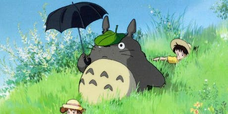 Studio Ghibli on Screen: MY NEIGHBOR TOTORO (1988) tickets